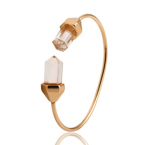 crystal terminator bracelet