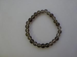 Smoky Quartz Stretch Bracelet