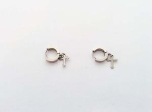silver_ss_cross_hoop_earrings