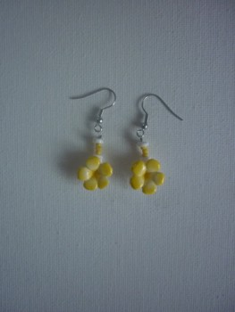 Yellow_Frangipani_Earrings