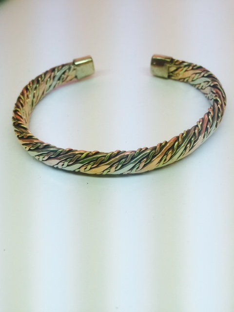 unisex tibetan bracelet healing free gift pouch