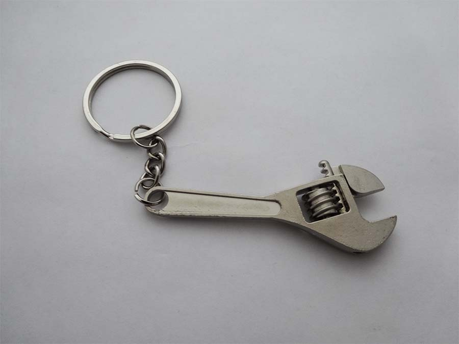 mini tool key ring