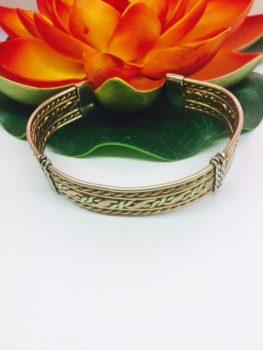 flat_tibetan_medical_bracelet