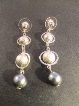 earrings 3 drops