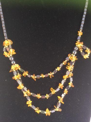 hematite_3_strand_necklace