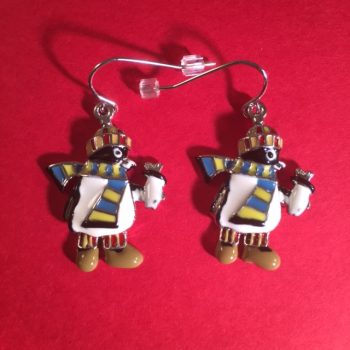 penguin_earrings