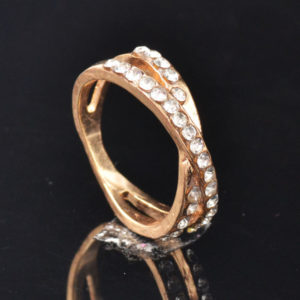 gold_filled_white_rhinestone_ring_size_7